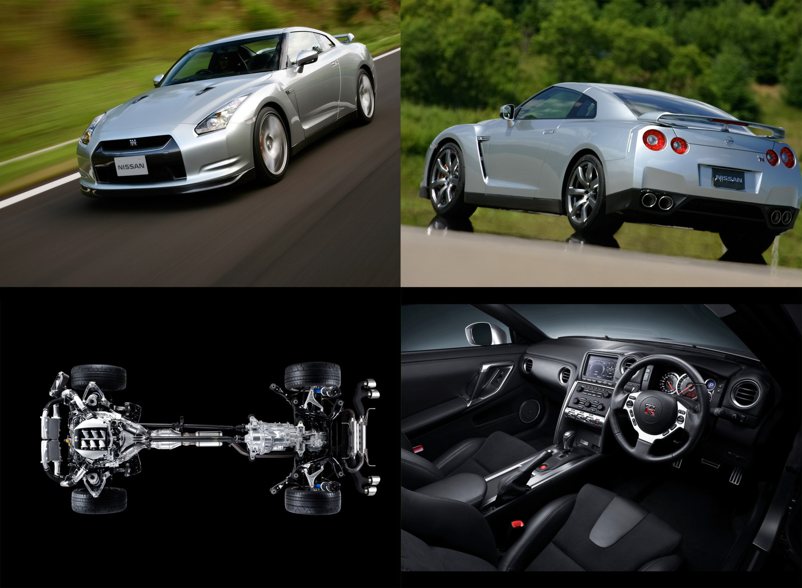 Nissan GT-R Cars Picture