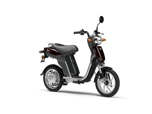 Scooter électrique : Le Yamaha EC-03 sonne la charge