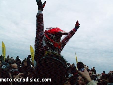 Enduropale : Tim Potisek s'impose après les 3H de course