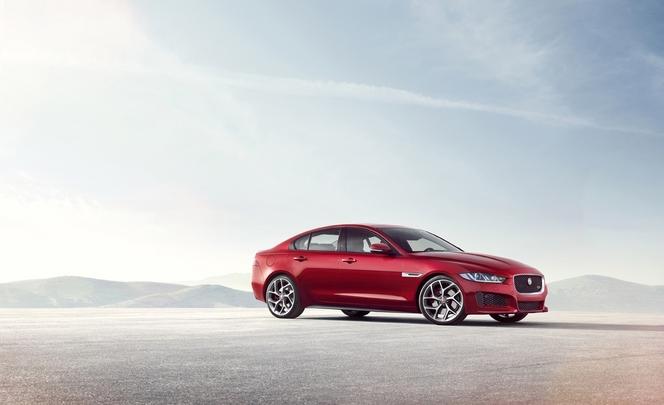 Guide des stands Mondial 2014 - Jaguar : XE, la cadette