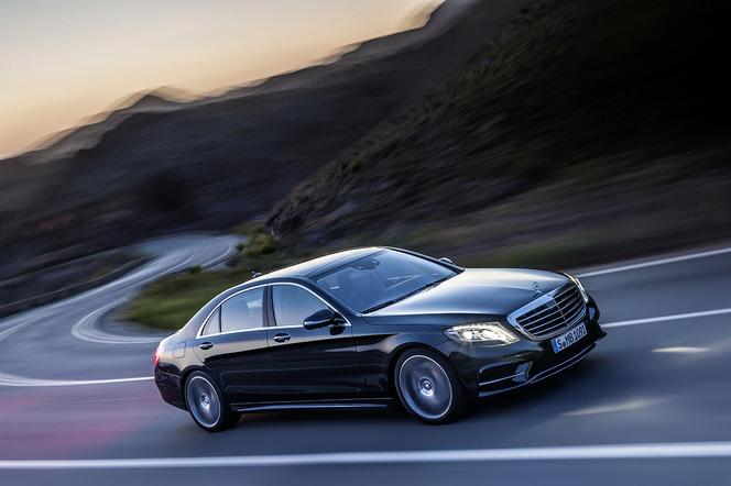 Découvrez les équipements technologiques de la nouvelle Mercedes Classe S en vidéo