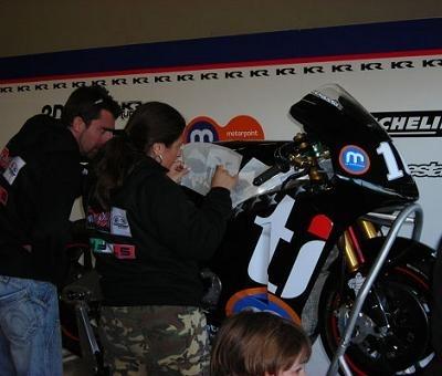 Moto GP: Jerez: Roberts a trouvé ses sous