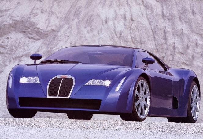 La prochaine Bugatti s'appellera-t-elle Chiron?