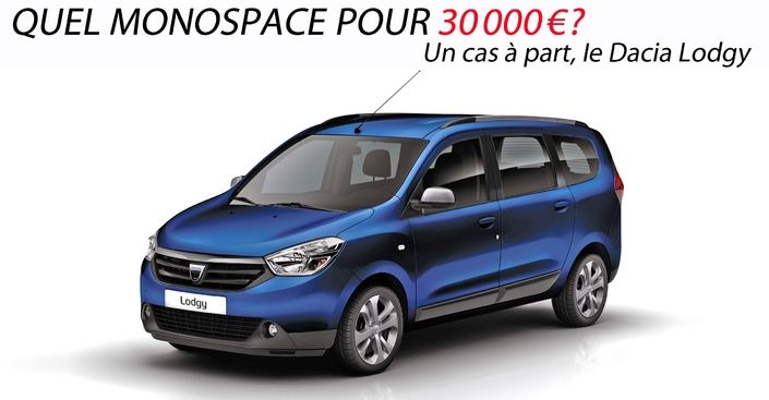 Quel monospace pour 30000€?
