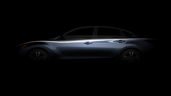 """Nouvelle Nissan Altima: """"tease toujours"""", en vidéo..."""