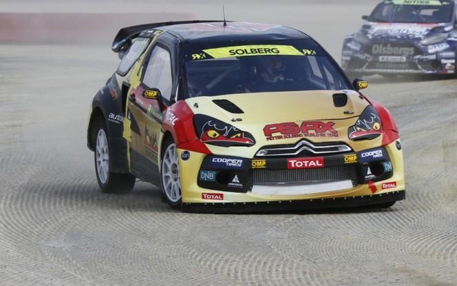 WorldRX - Petter Solberg en patron à Lohéac!