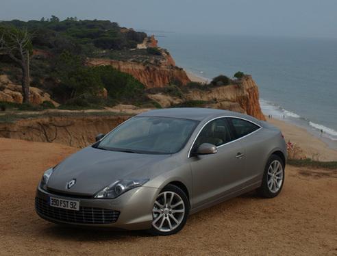 Prise en mains - Renault Laguna Coupé