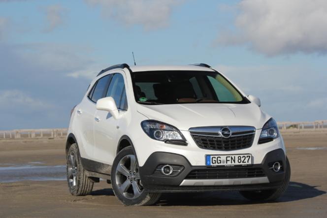 Opel : bientôt du Mokka en provenance d'Espagne plutôt que de Corée