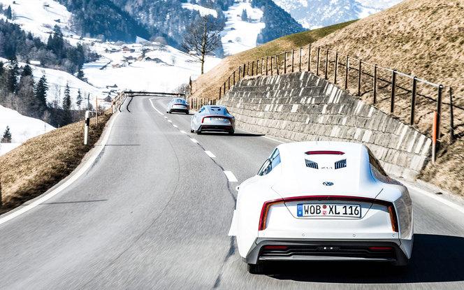 La Volkswagen XL1 consomme évidemment plus que prévu