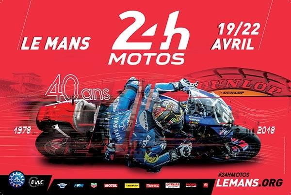24 Heures Motos: les essais «Pré-Mans» c'est maintenant!