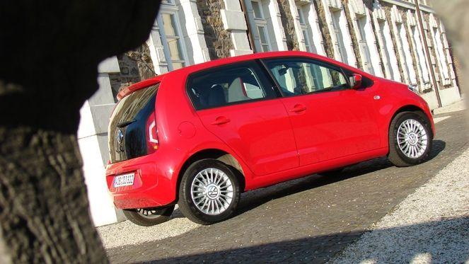Essai - Volkswagen Up! 5 portes BVA : automatiquement meilleure ?