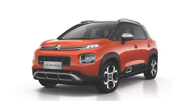 Citroën dévoile le nouveau C4 Aircross, un C3 Aircross allongé
