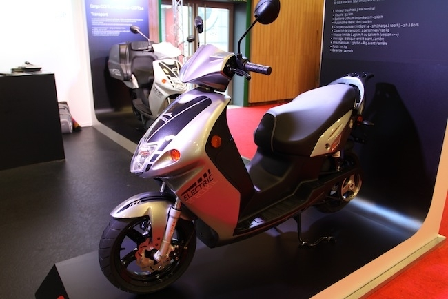 Scooters électriques : la marque Govecs arrive en France