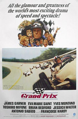"[Vidéo] Making of du film ""Grand Prix"""