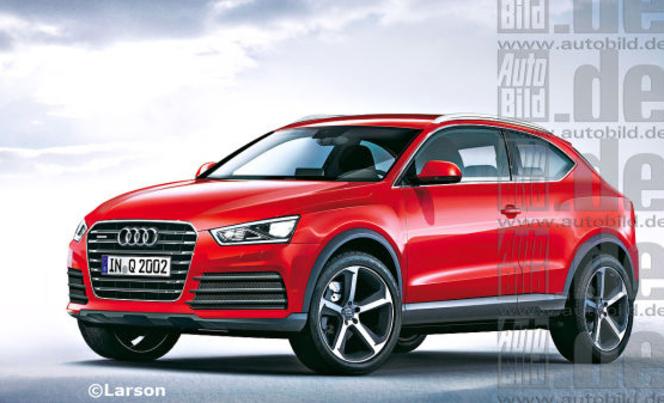 Futur Audi Q2: la famille des Q continue de s'élargir!