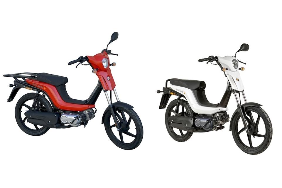 Rieju : lancement de la Bye Bike pour 2016