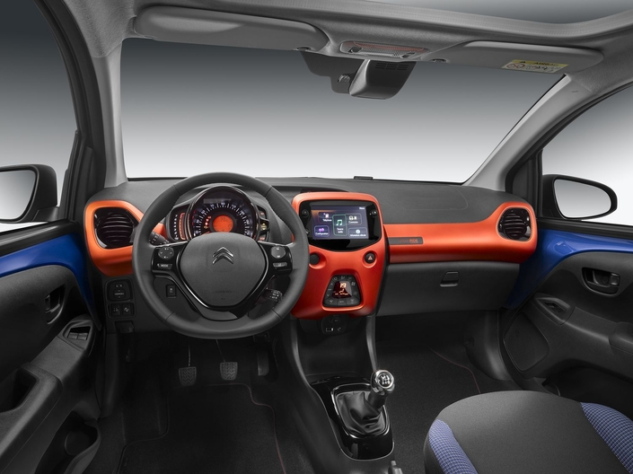 Citroën C1: petit restylage avecde nouvelles séries spéciales ELLE et Urban Ride