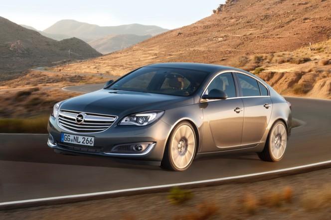 Opel dévoile le restylage de l'Insignia