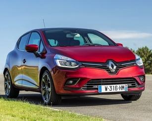 1- Renault Clio : 14.456 ventes.