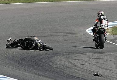250 Jerez: Des nouvelles de Roberto