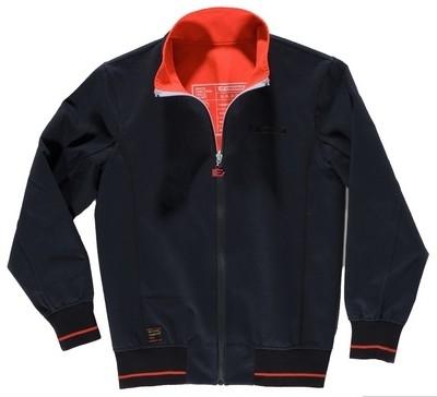 Esquad Track jaket: veste technique réservible.