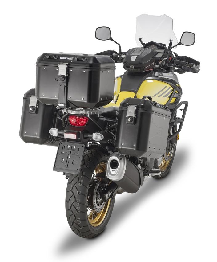 Givi bagagerie Dolomiti: une version black