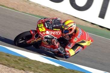 125 Jerez D.3: Vent d'Est
