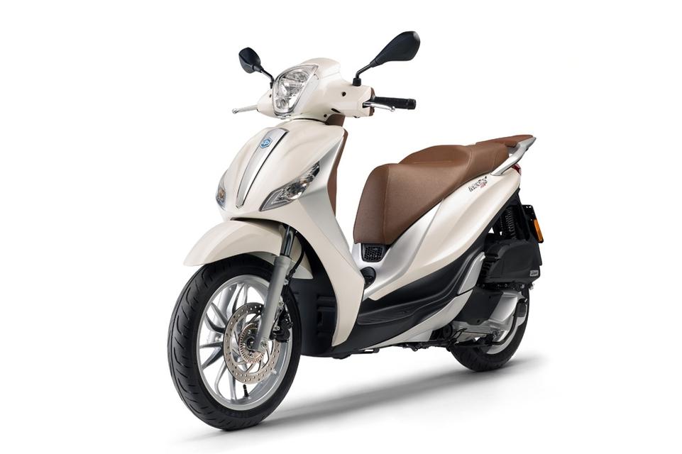 Piaggio Medley 125 : disponible au mois de mai au tarif de 3290 €