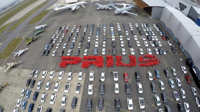 """Objectif du Prius Day: rassembler la """"famille"""" Prius...et surtout dévoiler la petite dernière."""