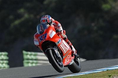 Moto GP: Jerez: V.Max: La vérité est ailleurs