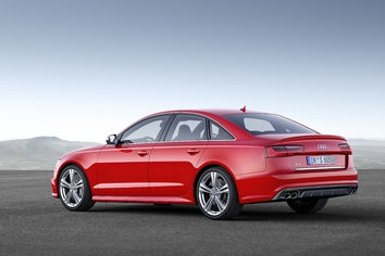 Salon de Paris 2014 – Audi A6 restylée : l'Ultra