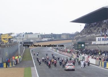 Supersport Français : ouverture du championnat au Mans