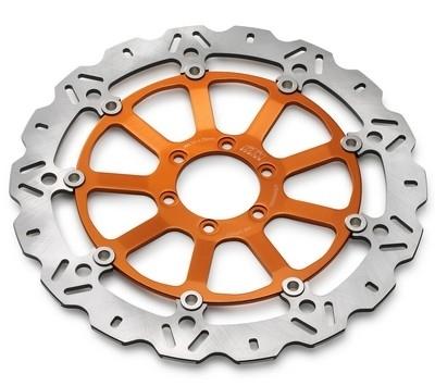 KTM modifie vos freins...