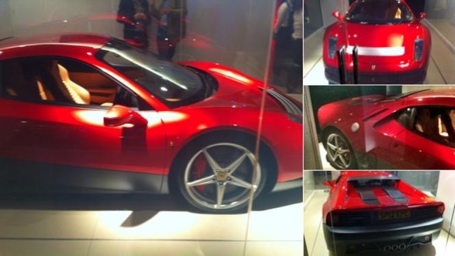 La Ferrari SP12 EPC unique en vidéo