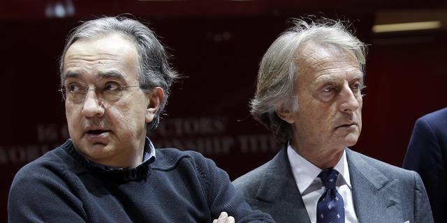 Rien ne va plus entre Luca di Montezemolo et Sergio Marchionne