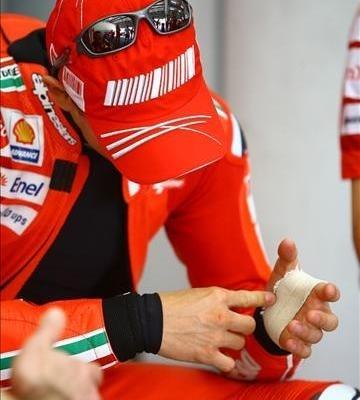 Moto GP - Stoner: Livio Suppo se veut rassurant
