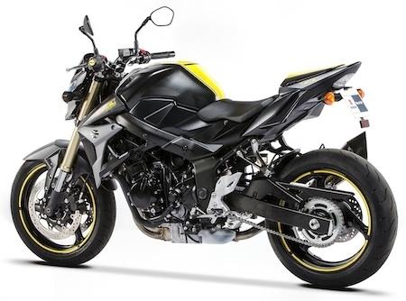 Suzuki France: série spéciale Boss pour les GSR750 et Gladius