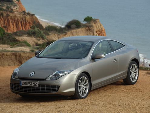 Essai vidéo - Renault Laguna Coupé : la 3ème alternative