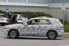 Surprise : le futur Mercedes GLC nous montre tout
