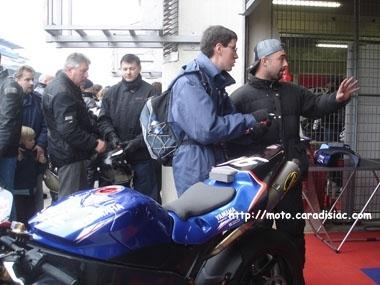 Interview en exclu : Christophe Guyot et Olivier Four