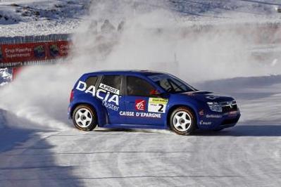 Trophée Andros/Andorre: Prost recolle, Panis sur le podium mais Dayraut en tête