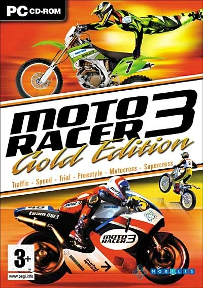 Jeu vidéo : Moto Racer 3