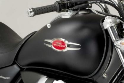 Moto Guzzi présente la Bellagio.