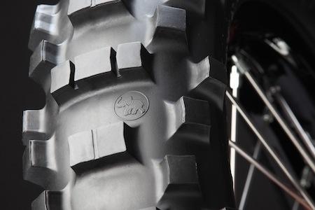 Metzeler, pneu Enduro: évolution des pneus MCE 6 Days Extreme