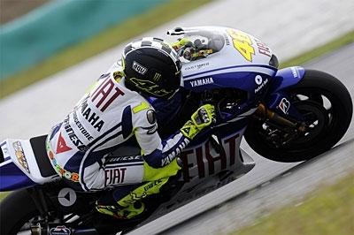 Moto GP: Rossi déjà nostalgique des pneus qualifs