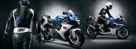 Suzuki 600 et 750 GSX-R 2011 : Toutes les infos, toutes les photos [56 images]