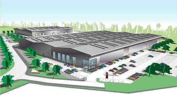 Rolls-Royce se paye une nouveau centre logistique et technologique