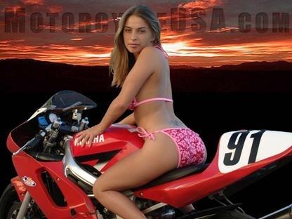 Moto & Sexy : Pink attitude