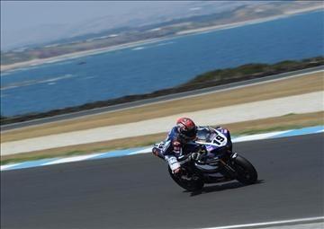 Superbike - Yamaha: Les R1 fin prêtes