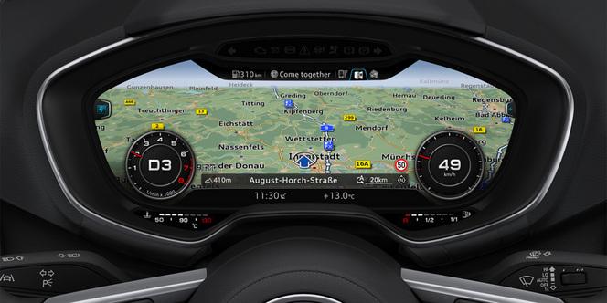 Salon de Paris 2014 – Audi TT roadster : musclé